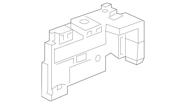 2012-2019 Chevrolet Sonic Junction Block 96954323