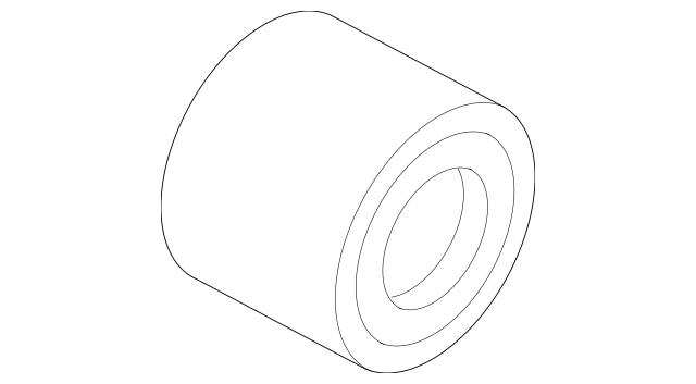 Genuine OEM Wheel Bearing Part# 3785A024 Fits 2014-2018