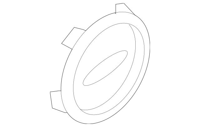 Genuine OEM Center Cap Part# 52960-3E020 Fits 2003-2006