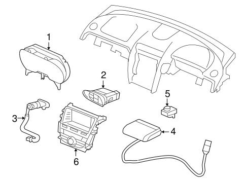 Automatic Temperature Controls for 2007 Jaguar XKR