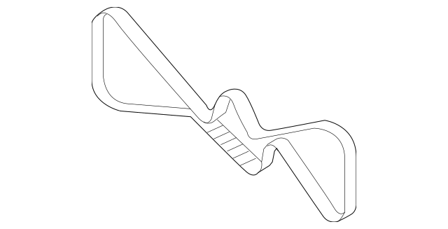 2002-2014 Subaru Timing Belt [turbo Car] 13028AA240