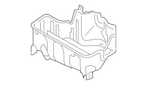 2010-2015 Hyundai Tucson Lower Case 97137-2S000