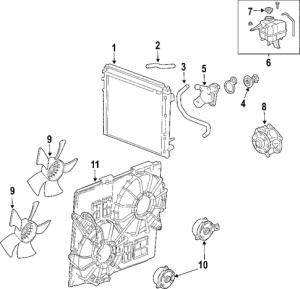 Cadillac Srx V6 Engine Diagram Mazda Tribute V6 Engine