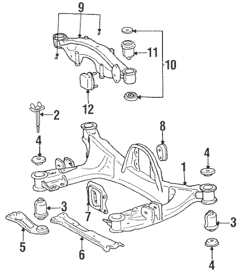 1990 Toyota Celica Engine Diagram : 1993 Toyota Celica