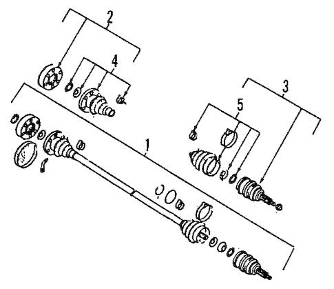 Dodge Front Axle Schematic Dodge Front ABS Wiring Diagram