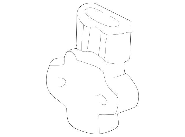 Mazda Throttle Position Sensor (1F20-18-851) For Sale