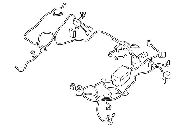 Kia Wiring Harnesses 2019