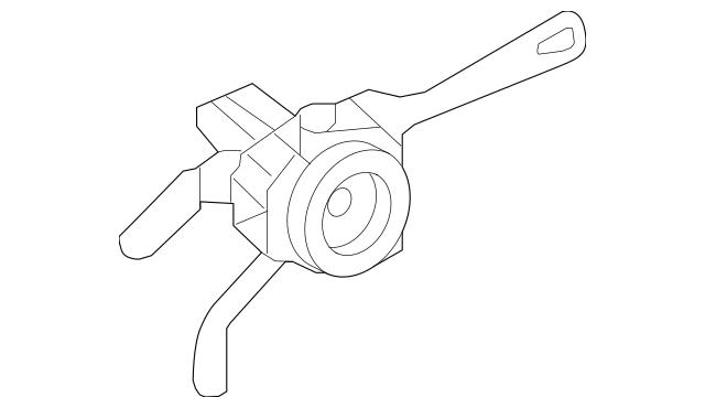 2011-2018 Volkswagen Jetta Multi-Function Switch 5C5-953