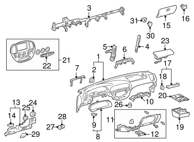 Wiring Diagram PDF: 2002 Sequoia Fuse Box Covers
