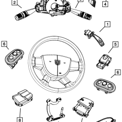 Automotive Lighting System Wiring Diagram 1999 Dodge Ram Ignition Switch 1997 Subaru Legacy Coil Database Chrysler Wire Harness Auto Electrical Starter