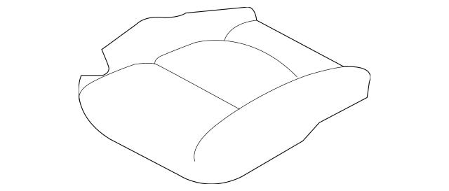 Buy this Genuine 2010-2013 Kia Forte Cushion Cover 88260