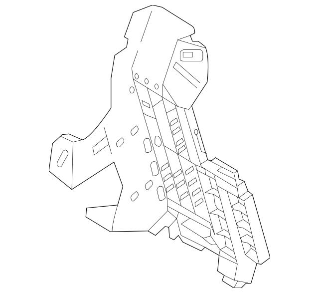 2017 Audi Q7 Fuse Box