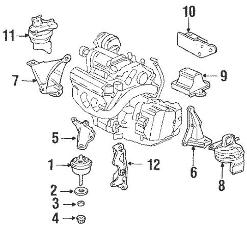2001 Ford F 150 Engine Diagram