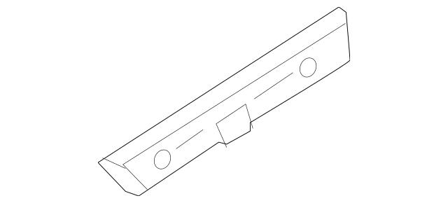 2014-2019 Nissan Versa Note Side Bracket 85221-3VY0A