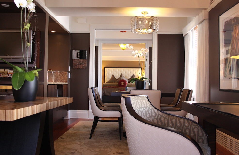 heathman hotel, portland, rooms