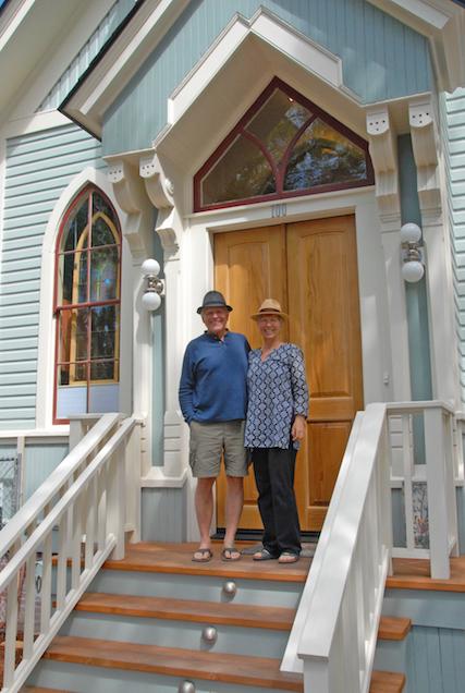 ashland renovated church