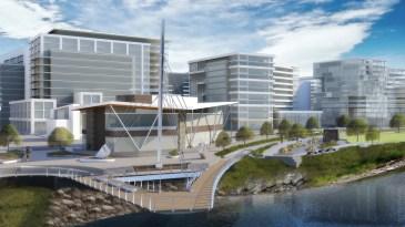 the waterfront, vancouver washington