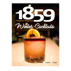 1859 Winter Cocktails