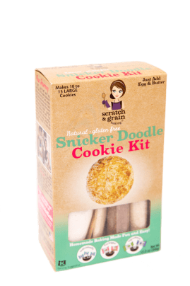 scratch & grain baking kit