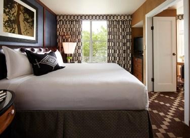 fireplace suite bedroom