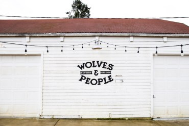 wolves & people