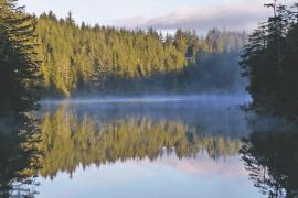 woahink lake