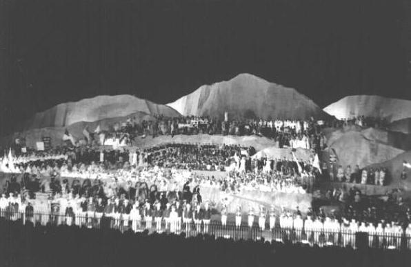 Salem (Oregon) Centennial Pagaent, August 1940