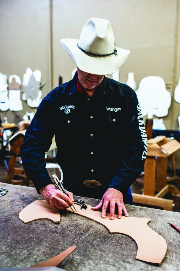 Rod Retherford Saddle Maker