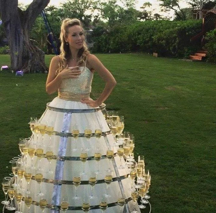 Here Are 10 Of The Most Insane Wedding Dresses  bemethis