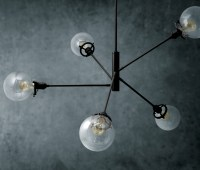 The Bubble 5-Light Chandelier | Barn Light Electric