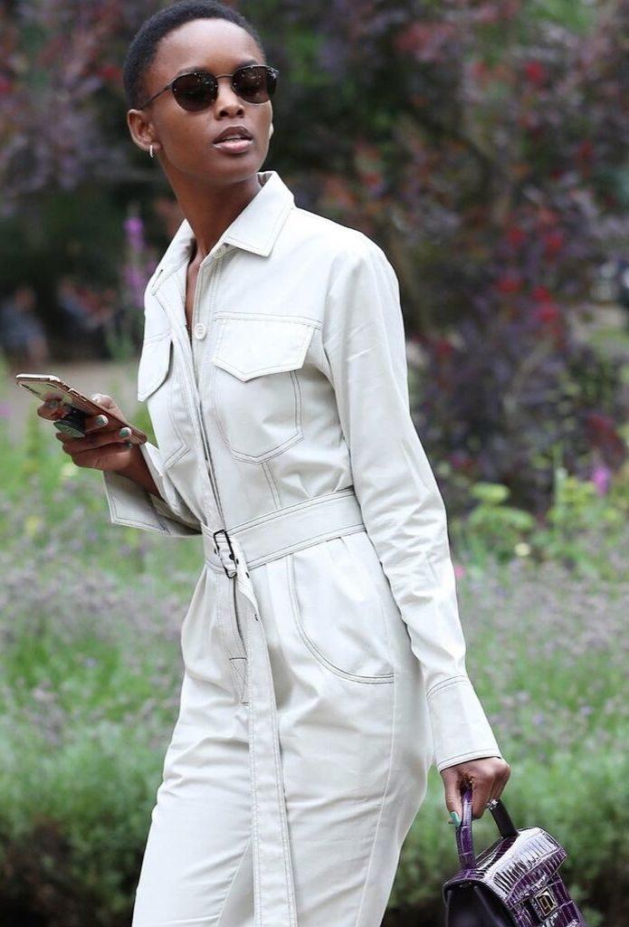 DZALEU.com: African Lifestyle Magazine – Black Celebrities: Flaviana Matata, Tanzanian top-model