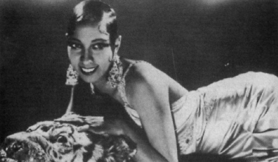 Black icons : Josephine Baker