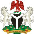 Les armoiries du Nigeria