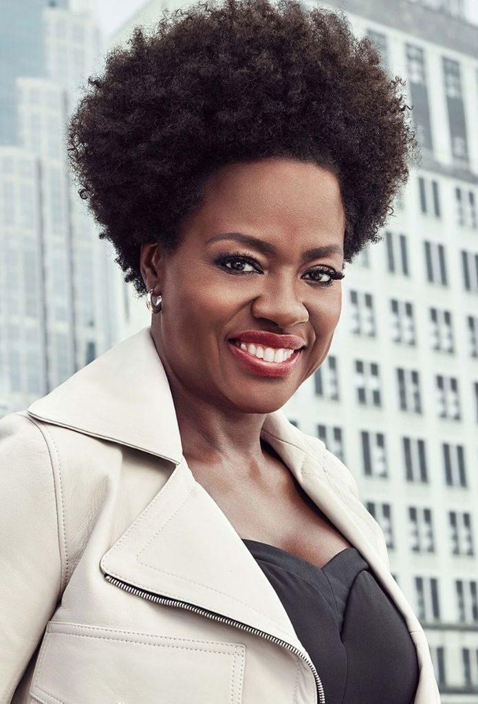 DZALEU.COM African Lifestyle Media - Black celebrities : Viola Davis égérie L'Oreal Paris