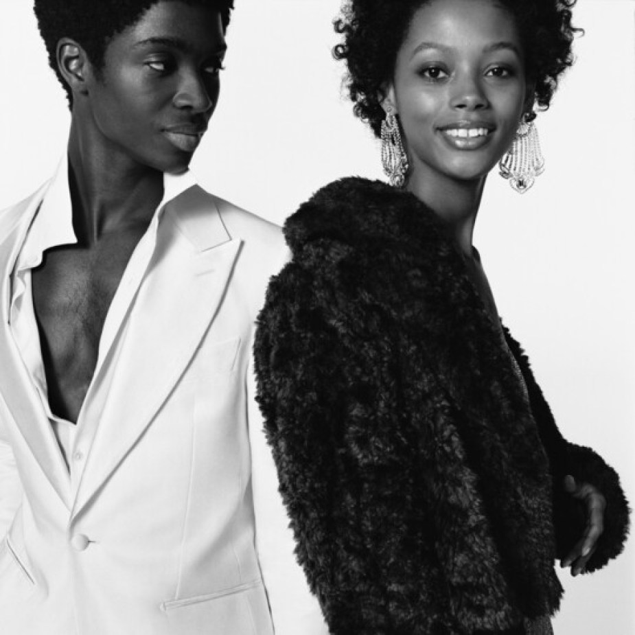 DZALEU.COM - African Lifestyle magazine - Londone Myers & Alton Mason- One Million Empire Campaign (Paco Rabanne)