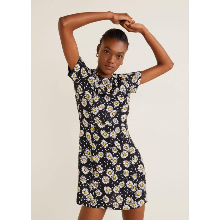DZALEU.COM : African Lifestyle Magazine - MODE & SHOPPING : La robe fleurie (Short Floral Dress - LA REDOUTE)