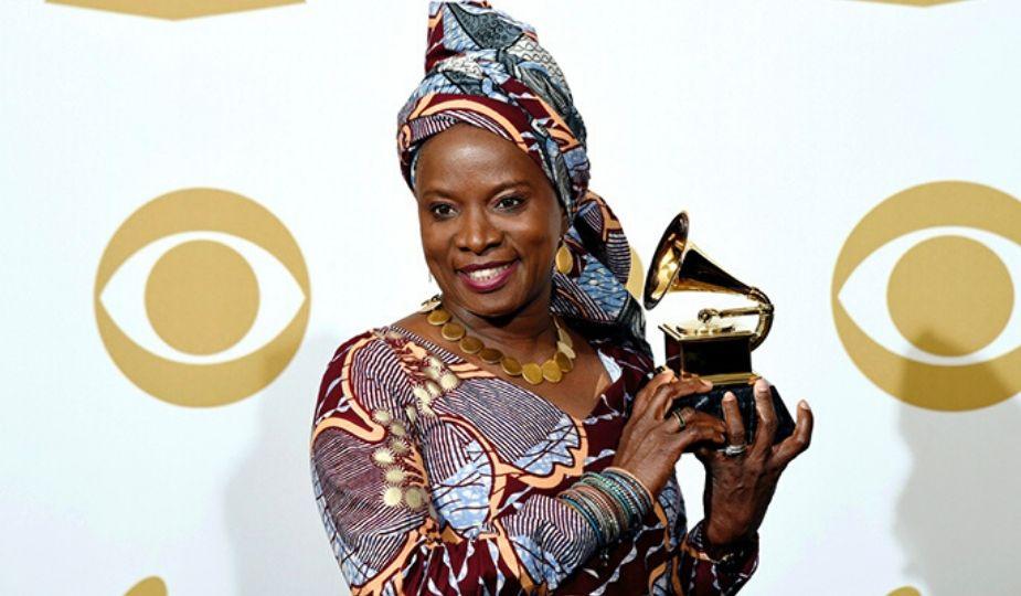 Angélique Kidjo, chanteuse béninoise