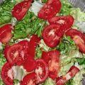 Recette de salade healthy sur Dzaleu.com