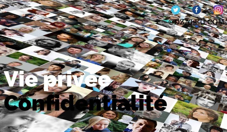 Dzaleu.com vie privée et politique de confidentialité