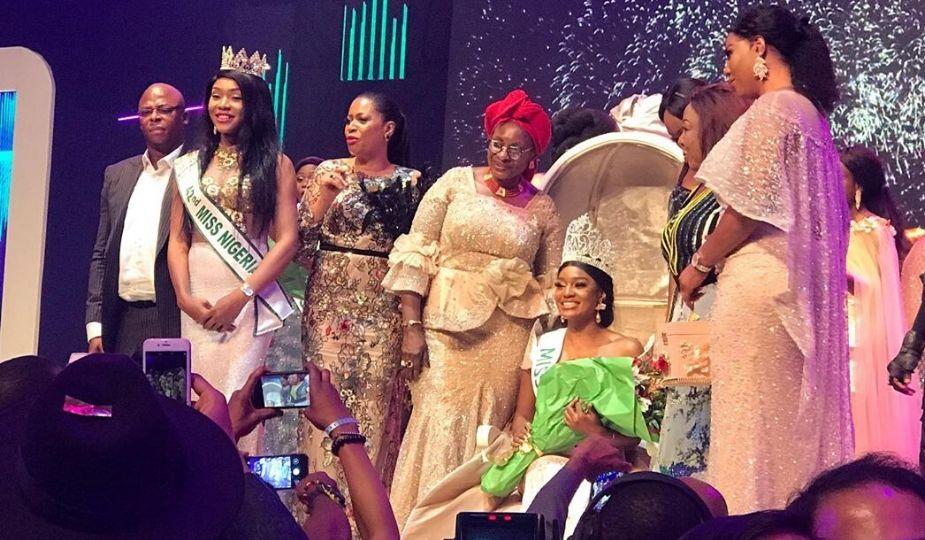 Election de Miss Nigeria 2019 : Beauty Etsanyi Tukura