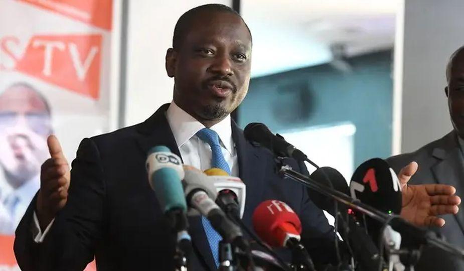 Guillaume Soro, ex-chef rebelle, ex-Premier ministre, ex-Président de l'AN ivoirienne