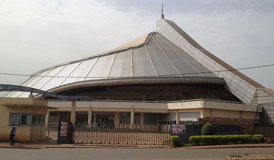 Le Palais Polyvalent des Sports de Yaoundé (Paposy)