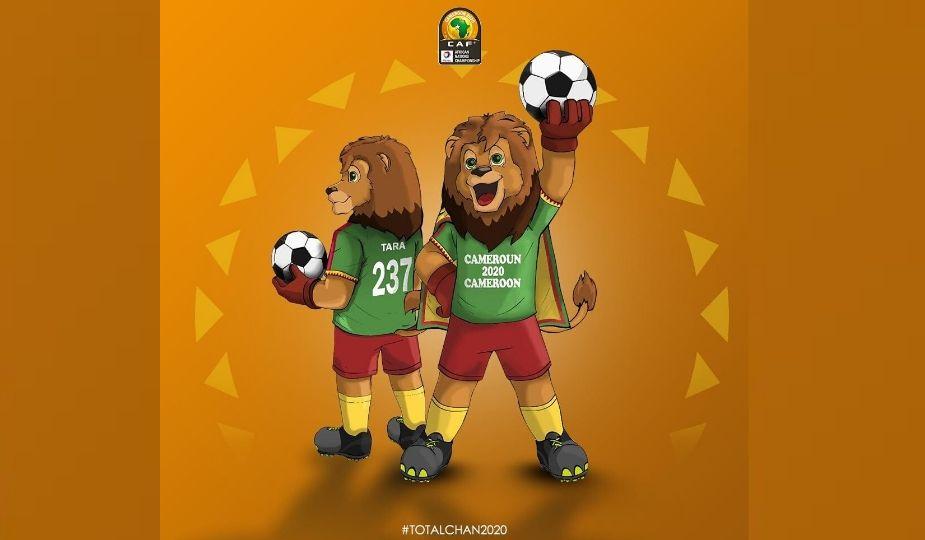 Football CHAN 2020 Cameroun : Tara la mascotte
