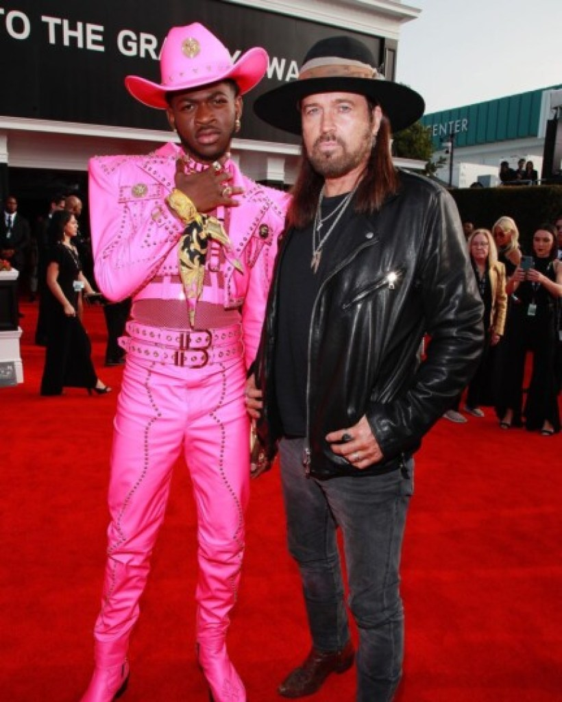 Lil Nas X featuring Billy Ray Cyrus – Old Town Road, meilleur duo pop