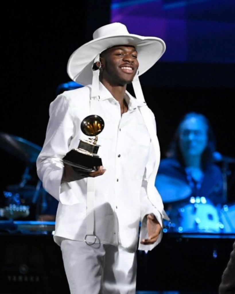 Grammy Looks : Lil Nas X (Old Town Road)
