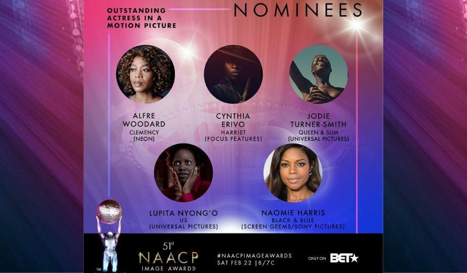 Les actrices nominées aux NAACP Image Awards 2020