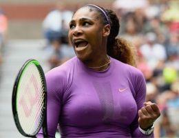 Serena Williams, athlète féminine de la décennie pour l'AP