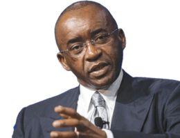 Strive Masiyiwa, milliardaire et philanthrope (Zimbabwe)
