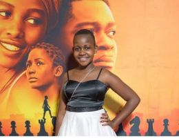 Nikita Pearl Waligwa (Gloria in Queen Of Katwe)