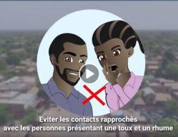 Santé : Le Burkina-Faso sensibilise en langues nationales contre le coronavirus